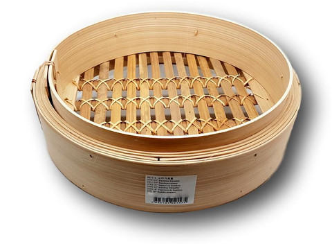 Bamboo Steamer 10 inches