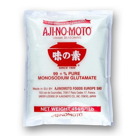 Monosodium Glutamate 454g