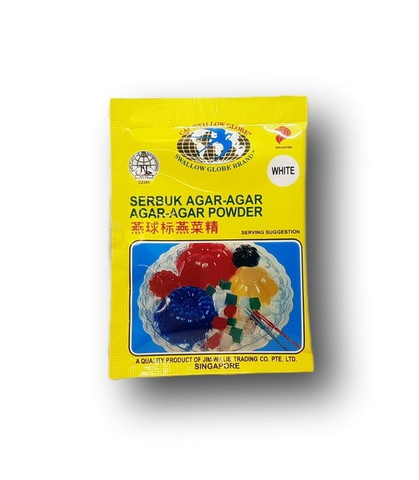 Agar-Agar Powder White