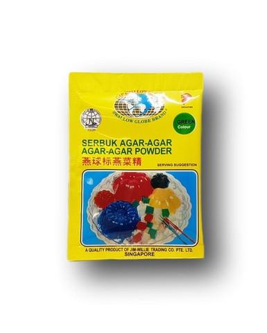Agar-Agar Powder Green
