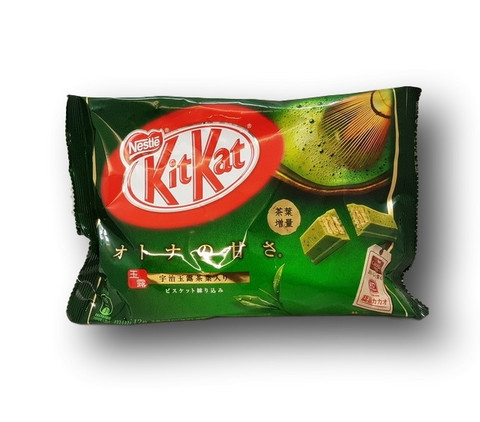 KitKat Matcha Chocolate Snack