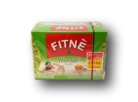 Fitne Herbal Infusiong Tea