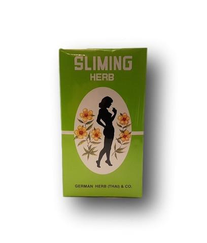 Herbal Tea Sliming