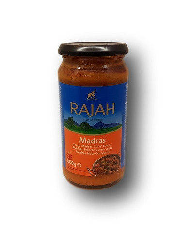 Madras curry tahna 500 g