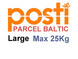 Posti Parcel Baltic - Large