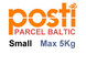 Posti Parcel Baltic - Small