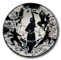 Japanilainen Ninja Ramenkulho 20.3x8cm 1000ml