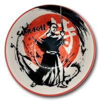 Japanilainen Samurai riisikulho 14.8x7cm 500ml