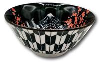 Japanilainen Kabuki riisikulho 14.8x7cmh 500ml