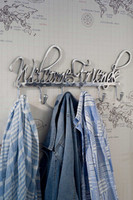 Riviera Maison Coatrack Welcome Friends