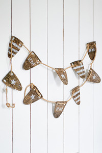Riviera Maison Rustic Rattan Flags