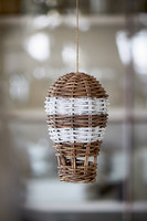 Riviera Maison Rustic Rattan Hot Air Balloon