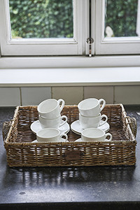 Riviera Maison Rustic Rattan Resort Serving Tray