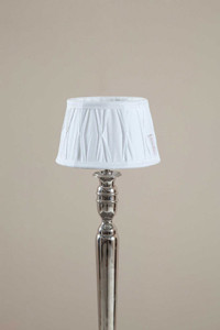 Riviera Maison Cambridge Lamp Shade White 15x20