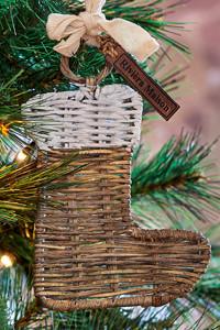 Riviera Maison RR Christmas Hanger Stocking
