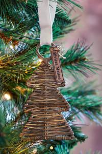 Riviera Maison RR Christmas Hanger Tree