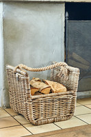 Riviera Maison RR Fire Log Basket