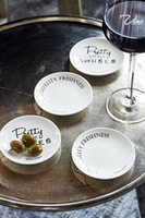 Riviera Maison Pretty Little Amuses Plates 4 pcs