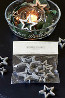 Riviera Maison Winter Sparkle Stars 8 pcs