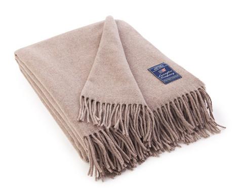 Lexington Icons Wool Throw 130x170