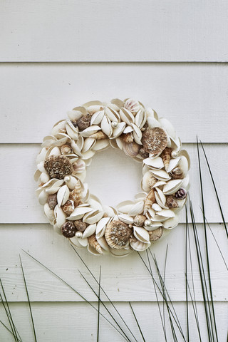 Riviera Maison Easy Island Seashell Wreath Dia 33
