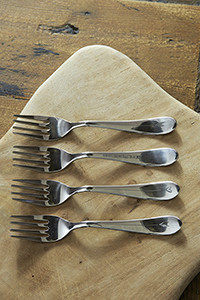 Riviera Maison For Love Of Cake Forks