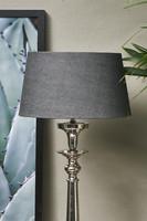 Riviera Maison Loveable Linen L.Shade charc 25x30