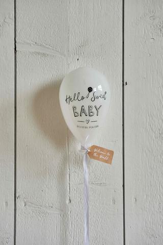 Riviera Maison Hello Sweet Baby Ballon