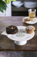 Riviera Maison Eat Good Cake Stand