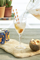 Riviera Maison Sparkle And Soda Wine Glass