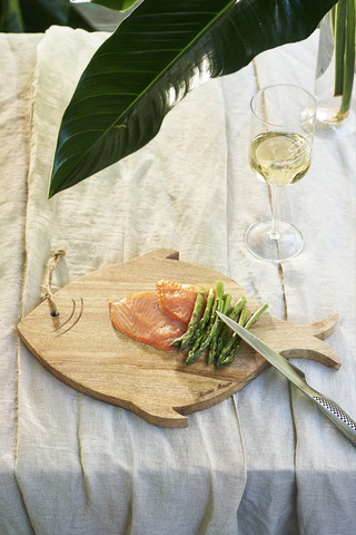 Riviera Maison Happy Fish Cutting Board