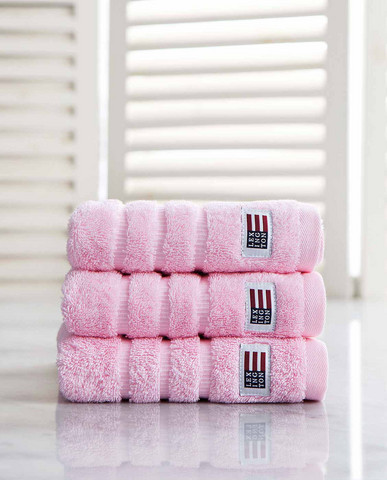 ORIGINAL TOWEL LT. ROSE 30X50