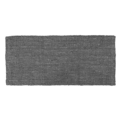 DIXIE MATTO JUTE LEAD GREY 180X80CM