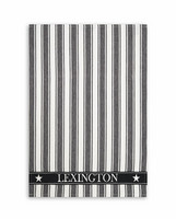 LEXINGTON ICONS COTTON TWILL WAFFLE STRIPES