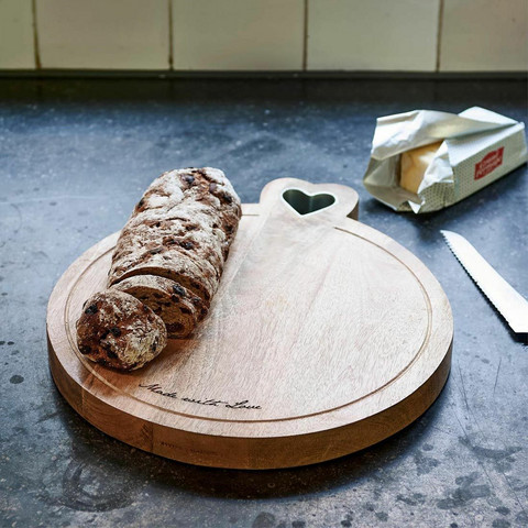 RIVIERA MAISON WITH LOVE CHOPPING BOARD