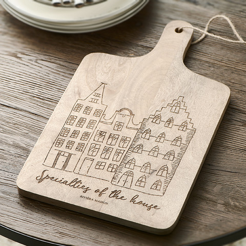 RIVIERA MAISON CANAL HOUSE CHOPPING BOARD