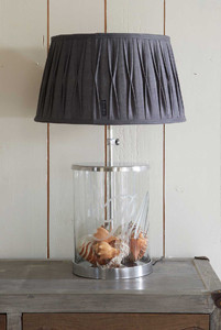 RIVIERA MAISON GLASS DISPLAY LAMP