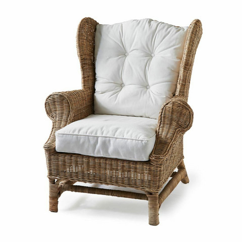 RIVIERA MAISON NICOLAS WING CHAIR