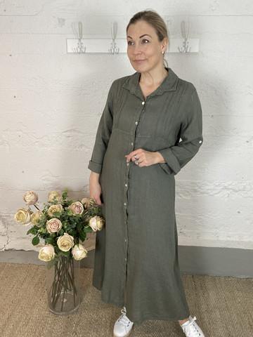 ANDREE PELLAVA PAITAMEKKO KHAKI