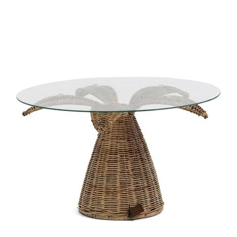 RIVIERA MAISON PALM TREE END TABLE