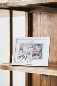 Riviera Maison Sweet Baby Boy Photo Frame 15x10