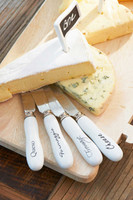 Riviera Maison Fancy Fromage Cheese Knife 4 pcs