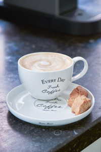 Riviera Maison Every Day Fresh Coffee Cups & Saucer