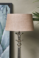 Riviera Maison Loveable Linen Lampsh Nude 25x30