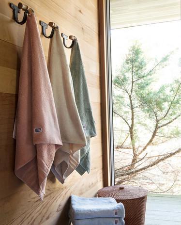 ORIGINAL TOWEL MISTY ROSE 50X70