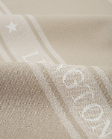 LEXINGTON ICONS COTTON JACQUARD STAR KIT 50X70