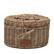 RIVIERA MAISON RUSTIC RATTAN BOX ROUND S