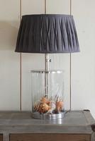 RIVIERA MAISON GLASS DISPLAY LAMP