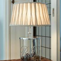 RIVIERA MAISON CAMBRIDGE LAMPSHADE NATUREL 35X45