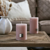 RIVIERA MAISON RUSTIC CANDLE CAMEO ROSE